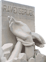 Ravensbruck concentration camp monument in Paris erected by survivors